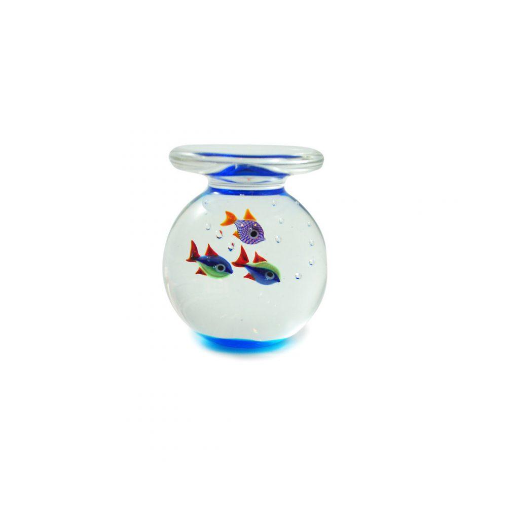 Vaschetta in vetro di Murano